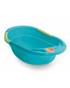 Banheira para Bebê Capacidade 28 litros Alegria Yoyo Baby - AZUL TURQUESA