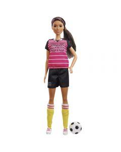 Barbie 60 º Aniversário Profissões Mattel - Atleta