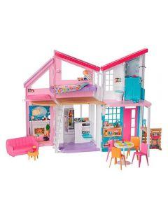 Barbie Casa de Malibu Mattel - FXG57 - Rosa