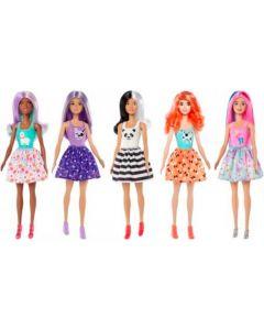 Barbie Color Reveal Estilo Surpresa Mattel - GPG14