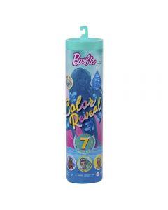 Barbie Color Reveal Estilo Surpresa Sereia Mattel - GVK12