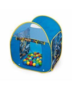 Barraca Infantil com 25 Bolinhas Batman Fun - Azul