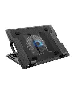 Base Cooler Notebook AC166 Vertical Multilaser - Preto