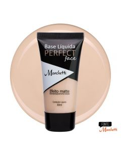 Base Liquida Perfect Face Marchetti - Bege Claro 1