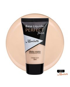 Base Liquida Perfect Face Marchetti - Bege Claro 2