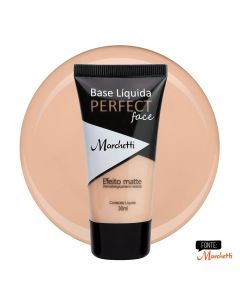 Base Liquida Perfect Face Marchetti - Bege Medio 1