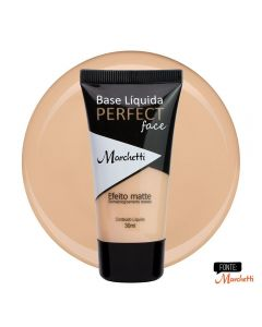 Base Liquida Perfect Face Marchetti - Bege Medio 2
