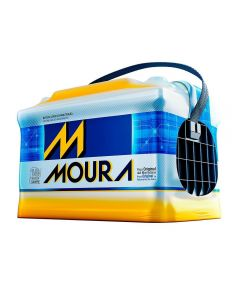 Bateria Automotiva 50Ah Moura M50EX - 60831