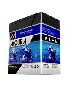 Bateria para Moto Moura 12V/6AH - MA6D