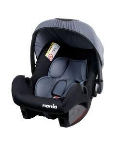 Bebê Conforto 0 a 13kg Ange Nania - Preto Founce