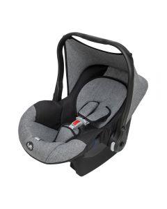 Bebê Conforto 0 A 13Kg Silver Tutti Baby - Mescla e Preto