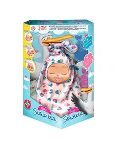 Bebê Surpresa 25 Cm Estrela - 1001001500003