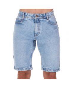 Bermuda Jeans com Delave Thing