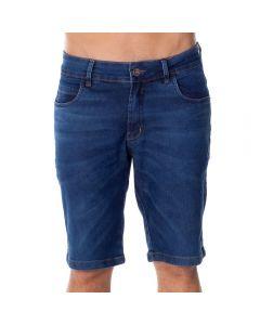 Bermuda Jeans com Used da Thing Azul Escuro