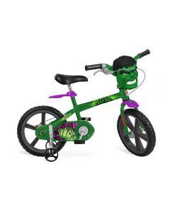 Bicicleta Aro 14 Hulk 3019 Bandeirante - Verde