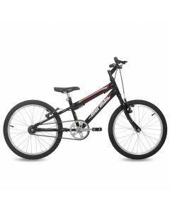 Bicicleta Aro 20 V-Brake Mormaii Next - Preta