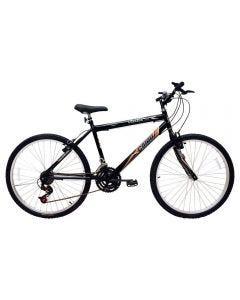 Bicicleta Aro 26 Mtb Flash Cairu - Preto
