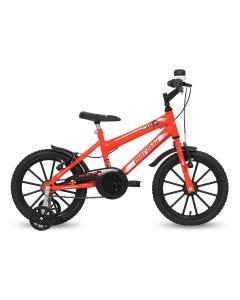 Bicicleta Mormaii Aro 16 Next Masculino Neon - Laranja