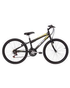 Bicicleta Mountain Bike Aro 24 21 Marchas New Wave Mormaii - DIVERSOS