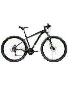 Bicicleta Mountain Bike Aro 29 2020 Caloi - Cinza e Verde
