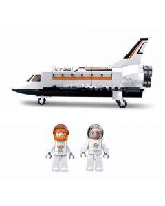 Bloco de Montar Astronauta Ônibus Espacial Multikids - BR1034