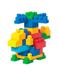 Bloco de Montar Mega Bloks DCH63 Fisher-Price - Colorido