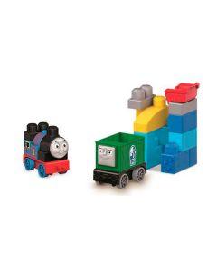 Blocos de Montar Montanha Azul Thomas & Friends Mattel - Azul
