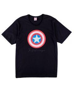 Blusa Feminina Capitão América Marvel