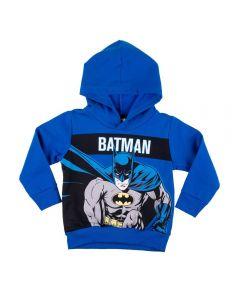 Blusão de 1 a 3 Anos de Moletom Batman Fakini