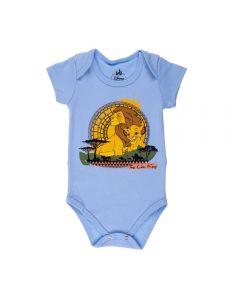Body de Bebê Rei Leão Disney Malibu
