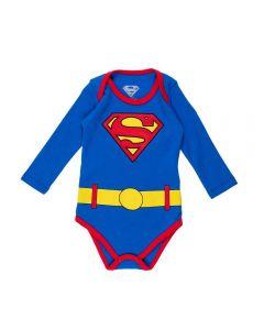 Body de Bebê Super Man Yoyo Baby