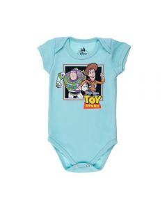 Body de Bebê Toy Story Disney Cidreira
