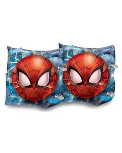 Boia de Braço Inflável Spiderman 3D 19x19cm Etitoys - DYIN-018