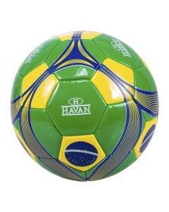 Bola de Futebol Brasil F14S5 Havan - Verde