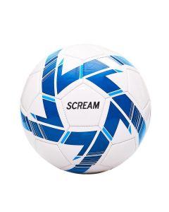 Bola de Futebol Scream N5 - Azul