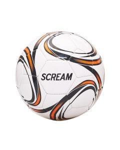 Bola de Futebol Scream N5 - Laranja