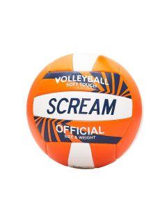 Bola para Volei N5 Scream - Laranja