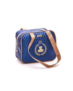 Bolsa de  Maternidade P Talismã Yoyo Baby - Urso Azul