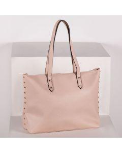 Bolsa Sacola Tote Bag Grande Semax - Off White