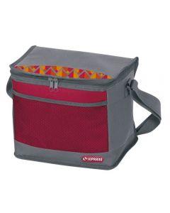 Bolsa Térmica 9,5 Litros Tropical Soprano - Vermelho