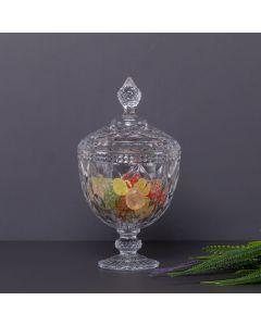 Bomboniere Diamond 15x28cm Lyor - Cristal