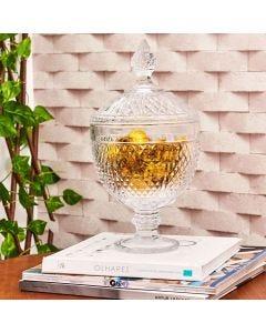 Bomboniere Perseu 28cm Lyor - Cristal