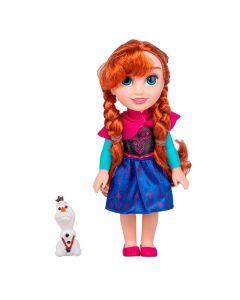 Boneca Anna Passeio com Olaf Frozen - 6488