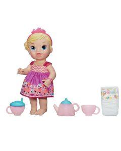 Boneca Baby Alive Loira Hora do Chá Hasbro - DIVERSOS