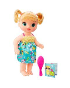 Boneca Baby Alive Escolinha Loira com Acessórios Hasbro - DIVERSOS
