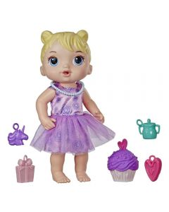 Boneca Baby Alive Festa de Presentes Hasbro - E8719