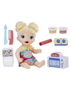 Boneca Baby Alive Meu Forninho Loira Hasbro - E1947
