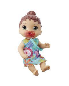 Boneca Baby Alive Primeiros Sons Morena Hasbro - E3688