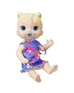 Boneca Baby Alive Primeiros Sons Loira Hasbro - E3690