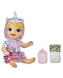 Boneca Baby Alive Tinycorn Loira - E9423